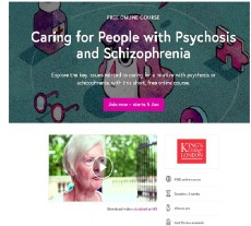 (FREE online course) Caring for People with Psychosis and Schizophrenia