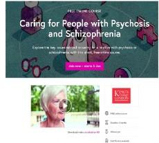 (免費網上課程) 照顧思覺失調患者